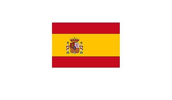 Bandera España (tela náutico 70 x 100 – al Production: Amazon.es: Jardín
