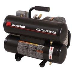 Compresor de aire portátil, 4.1 CFM, 1 etapa herramientas equipo herramientas de mano: Amazon.es: Jardín