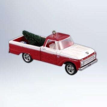 1966 Ford F100 All American Trucks #18 2012 Hallmark ()
