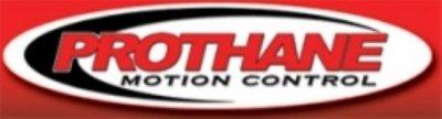 Prothane 25-48035 Red Front Panhard Rod Bushing Kit by Prothane