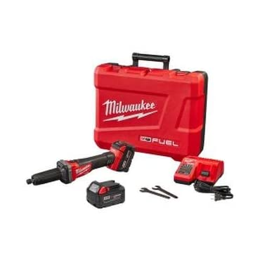 Milwaukee 2784-22 M18 Fuel 1/4 Die Grinder Kit