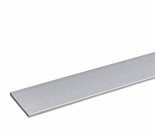 Bar Aluminum Stock (M-D Building Products 60756 1-1/2-Inch by 1/8-Inch by 48-Inch Flat Bar Mill)