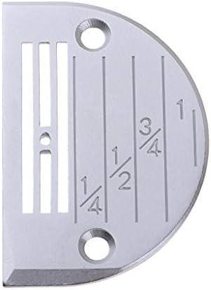 Bタイプ 送り歯 プレート 工業用 シングルニードルミシン用 金属 耐久性 全7種 - 2.6mm