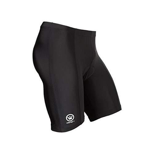 Canari Men's Core Cycling Shorts, Black, Large