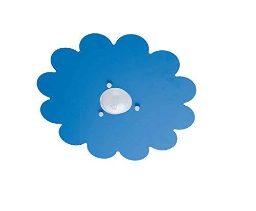 Plafoniere Per Stanzette : Plafoniera per camerette stanzette bambini fiore margherita
