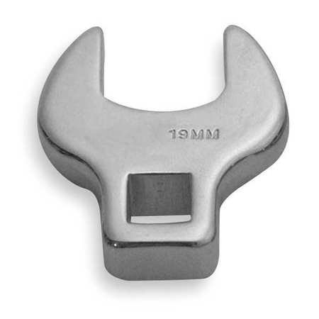 (Westward 1EYP9 Crowfoot Wrench, SAE, 3/8 Drive, 1)