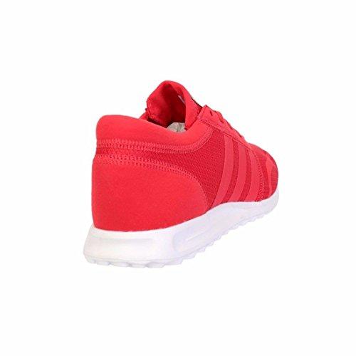 adidas Los Angeles, Herren Sneaker Rot Multicolore (Rayred