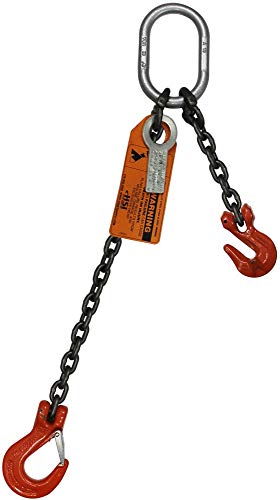 Link Chain Sling - HSI 3/8