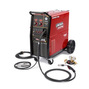 Lincoln Electric, K3068-1, MIG Welder, Wheeled, 208/230VAC