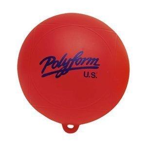 POLYFORM WATER SKI SLALOM BOUY RED by Polyform ()