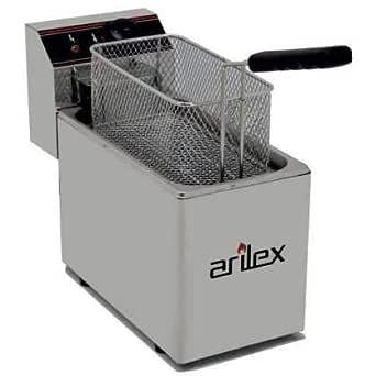 Freidora industrial eléctrica ARILEX sin grifo capacidad 5 litros con potencia 2,2 kw monofásica EVO5: Amazon.es: Industria, empresas y ciencia