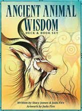 Ancient Animal Wisdom dk & bk * by US Games