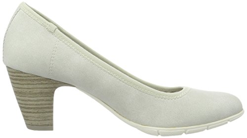 s.Oliver Damen 22405 Pumps, Grau (Quartz 202), 40 EU