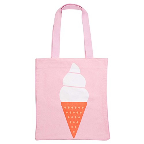 SunnyLIFE Cotton Canvas Open Tote Beach Bag Carry All - Cream by SunnyLIFE (Image #3)