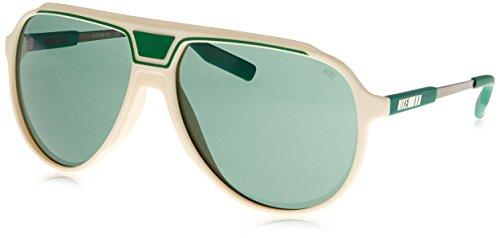 Nike MDL. 245 Sunglasses, Sail Pine Green, Green Lens Sail Glass