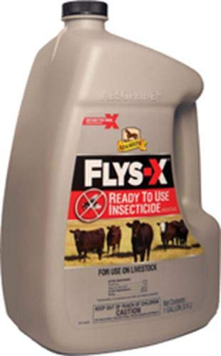 W F YOUNGINC-INSECTICIDE 429667/429663 687790 Absorbine Flys-X for Livestock RTU Insecticide, 1 - Livestock Fly Control