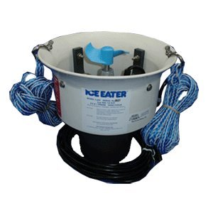 The Amazing Quality Powerhouse 1/4HP Ice Eater - 115V w/25' Cord