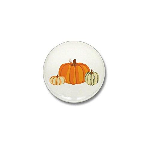 CafePress - Pumpkins Mini Button - 1