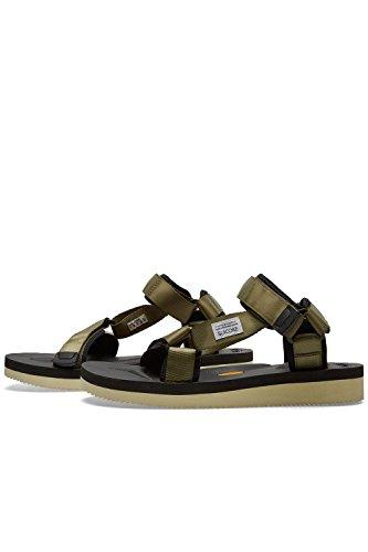 DEPA Olive Man 10 Sandal SUICOKE RB84wq5wEx