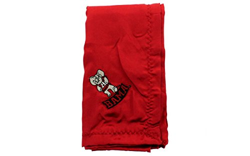 Comfy Feet ALABB - Alabama Crimson Tide Baby - Blanket - Off