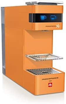 Illy Francis Francis Y3 iperEspresso máquina: Amazon.es: Hogar