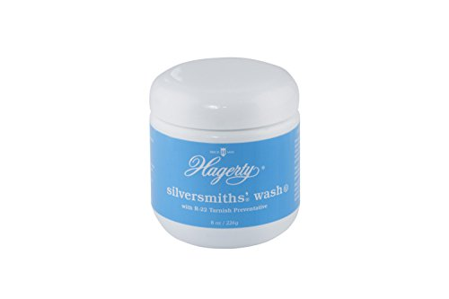 (Hagerty 12070 Silversmiths' Silver Wash, 8 Ounces)