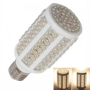 E27 10W 166 LED Warm White Light LED Corn Light Bulb(110V)