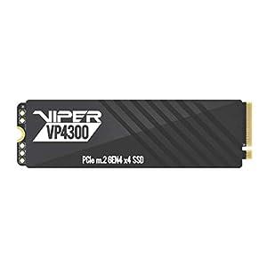 Patriot Viper VP4300 SSD de 1TB NVMe M.2 hasta 7400 MB/s