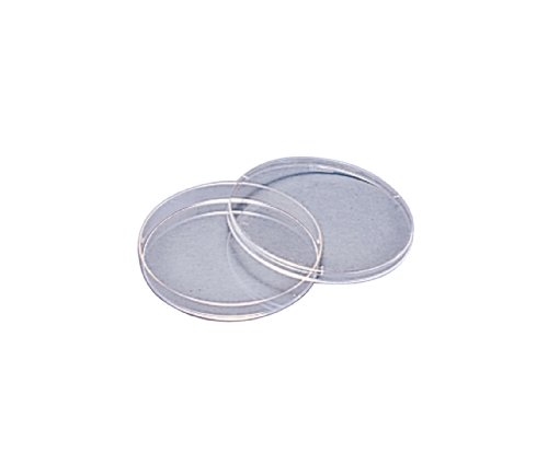 BD 351058 Falcon Polystyrene Sterile Bacteriological Standard Petri Dish, 150mm Diameter x 15mm Height (Case of 100)