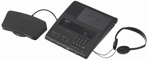 Sony BM87DST Standard Cassette Transcribing Machine by Sony