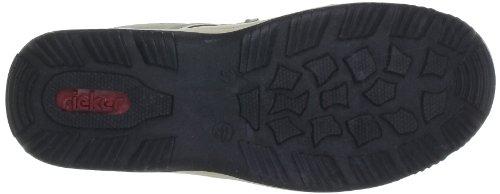 Rieker Moro Sneakers Damen Silver Muschel multi Nebel Oro Beige 60 L0563 YnrA6fY