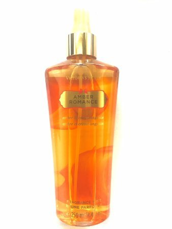 fc498aa8bc Image Unavailable. Image not available for. Color  Victoria s Secret Amber  Romance Fragrance Mist ...