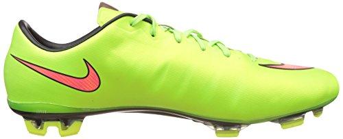 651618 Da Green Uomo Calcio Scarpe Nike crimson 690 ftxqwdUnU