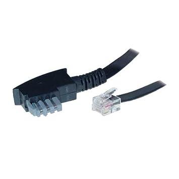 TPFNet Premium Modular-Kabel, Telefon Kabel 6P6C zum: Amazon.de ...