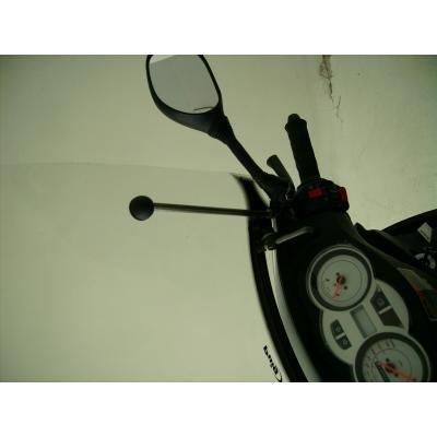 Puig 4905/W Windscreen//Transparent Linhai Drive in
