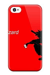 Best Fashionable Style Case Cover Skin For Iphone 4/4s- Bleach