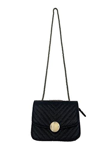 FiveMax Unique Design Women Handbag Shoulder Bag Clutch Crossbody Purse Leather Lady Bag (Halloween Props Clearance Uk)