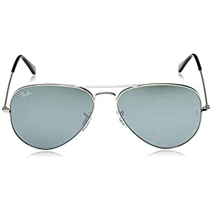 Ray-Ban Rb3025 Aviator Classic Mirrored Sunglasses