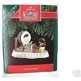 Frosty Friends #12 in the Series 1991 Hallmark Ornament