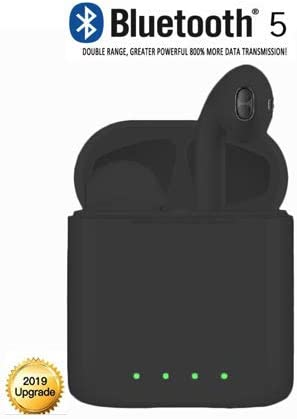 Auricular BT Deportivo WST AP-3S Negro,Bluetooth 5.0+EDR,Carga,Tapa imantada,Agarre Oreja Negro.Distancia transmisión10-15m;Tiempo música/conversación 3h.Compatible con Todos LOS Dispositivos