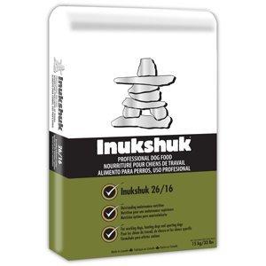 InukShuk Professional Dog Food Pro 26/16 Maintenance Dog Food, 33-Pound