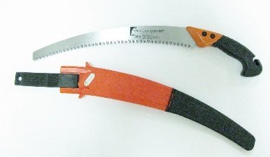 American Arborist 350 mm Tri-Cut Pruning Saw & Sheath