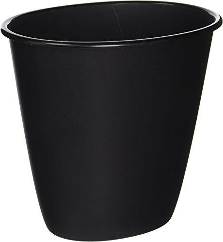 Standard Wastebaskets (STERILITE 10119012 1.5GAL Black Wastebasket)