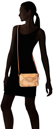 W Body D0276000 Alviero Women's Naturale Bag classe 6x15x21 Multicolour H cm 1a Cross L x Martini wqwYC7F