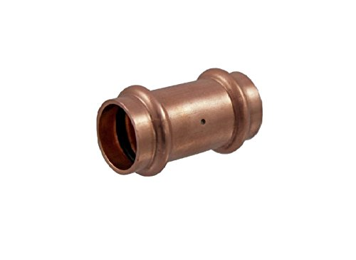 Nibco PC600-DS-3 PC600-DS Coupling P x P - Wrot Copper 039923378941