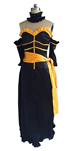 Cosnew Halloween Anime Lucy Heartfilia Leo Dress Costume-Made -