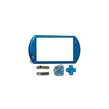 Carcasa PSP GO Azul: Amazon.es: Electrónica