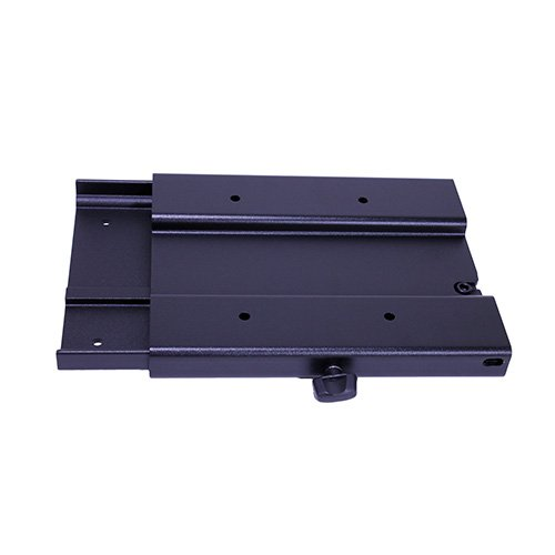 Minn Kota MKA Brackets Mounts Stainless Steel Hardware, Black by Minn Kota