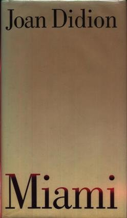 book cover of Miami