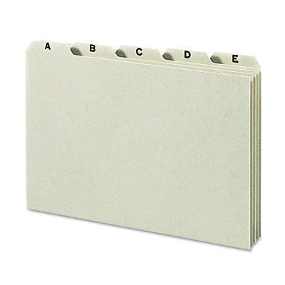 SMD58276 - Smead Green Pressboard Guides